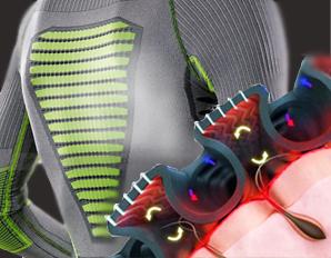 Технология 3D-BionicSphere® System на спине