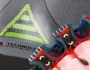 Технология 3D-BionicSphere® System на копчике
