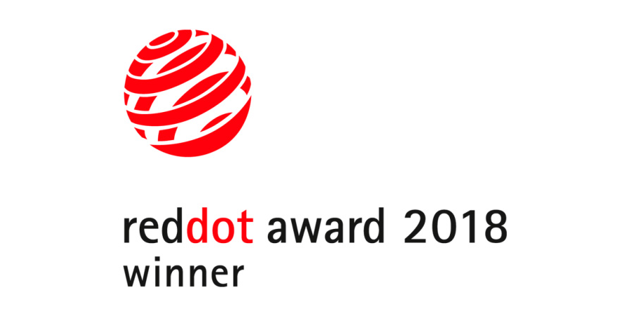 2018 Red Dot Award -Winner