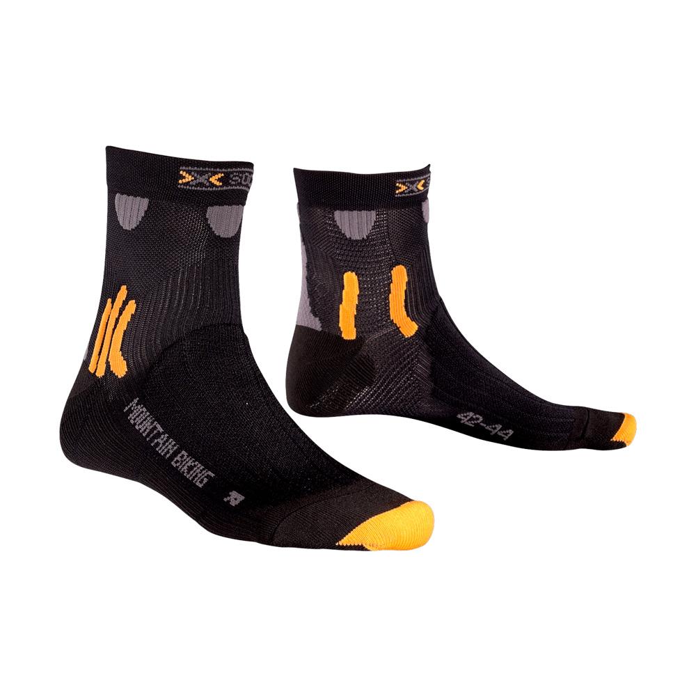 Фото 1 - Носки X-Socks® Mountain Biking, Цвет: Black