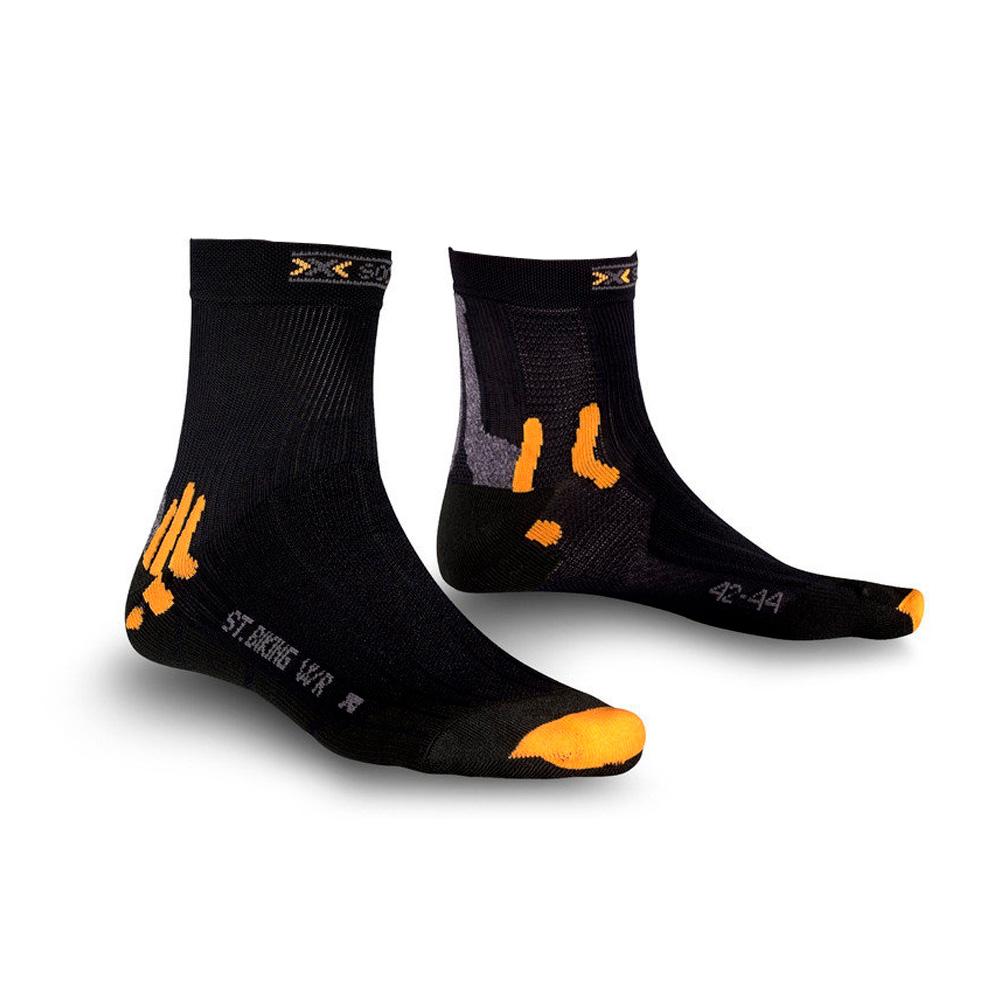 Фото 1 - Носки X-Socks® Street Biking Water Repellent, Цвет: Black