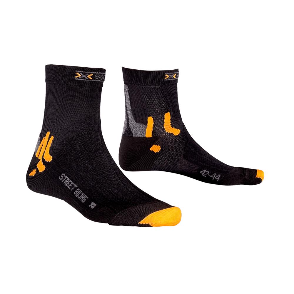 Фото 1 - Носки X-Socks® Street Biking, Цвет: Black