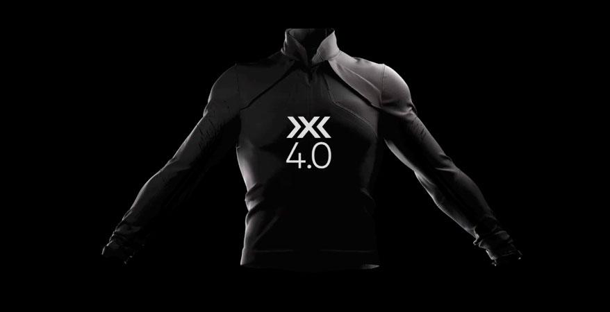 ❯X❮-BIONIC 4.0 – новое поколение термобелья и носков