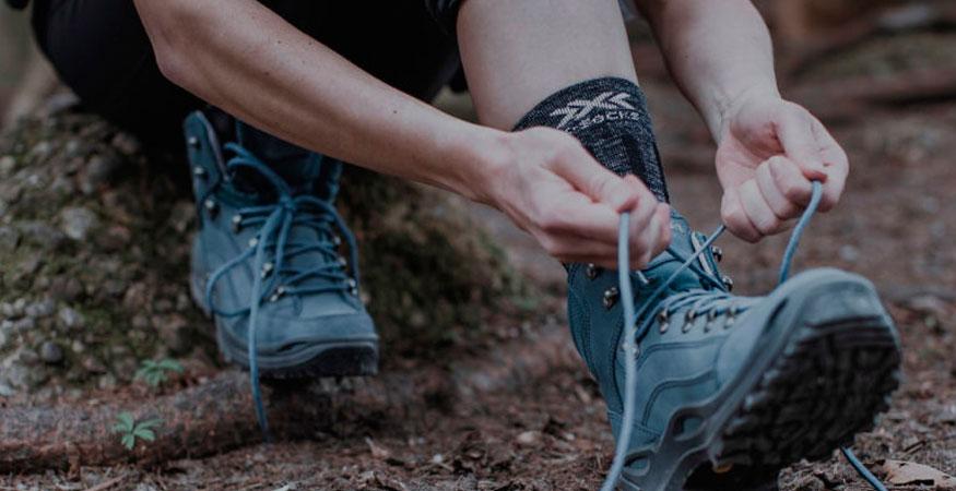 Поступление в продажу новых носков X-Socks 4.0
