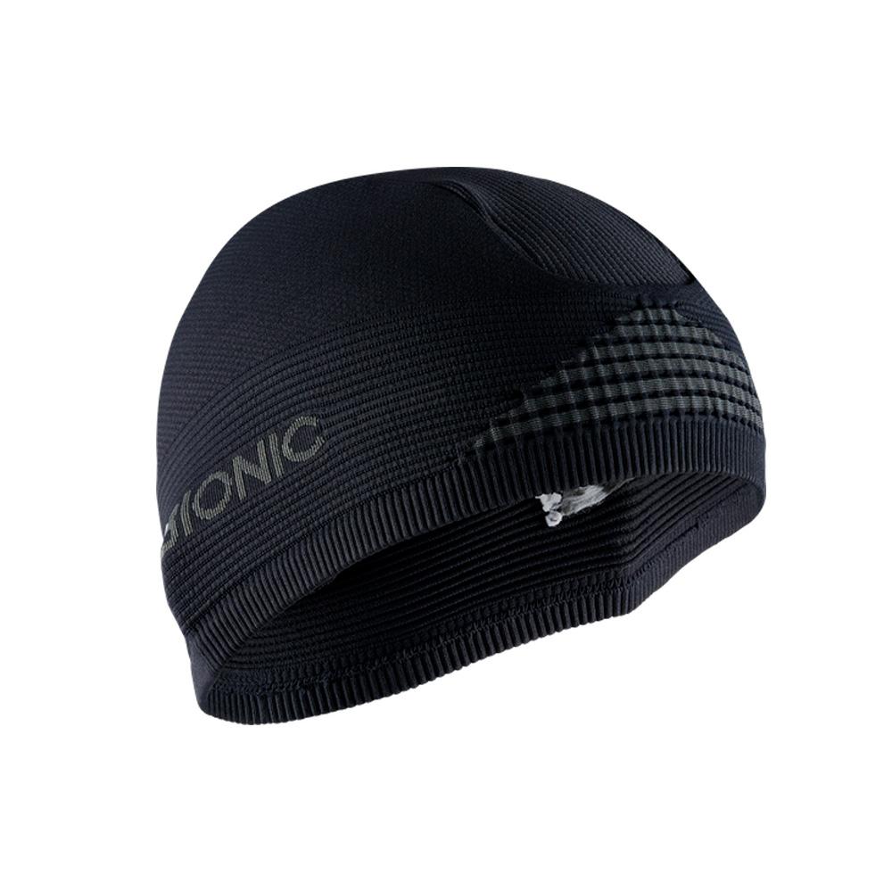 Фото 1 – Шапка (подшлемник) X-Bionic® Helmet Cap 4.0, Цвет: Black/Charcoal, Размер: Размер #1