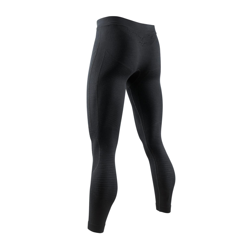 Фото 2 – Мужские термокальсоны X-BIONIC® Apani® Merino 4.0 Long, Цвет: Black/Black