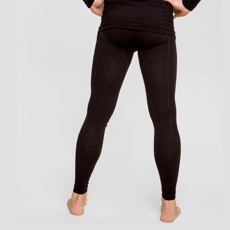 Фото 4 – Мужские термокальсоны X-BIONIC® Apani® Merino 4.0 Long, Цвет: Black/Black