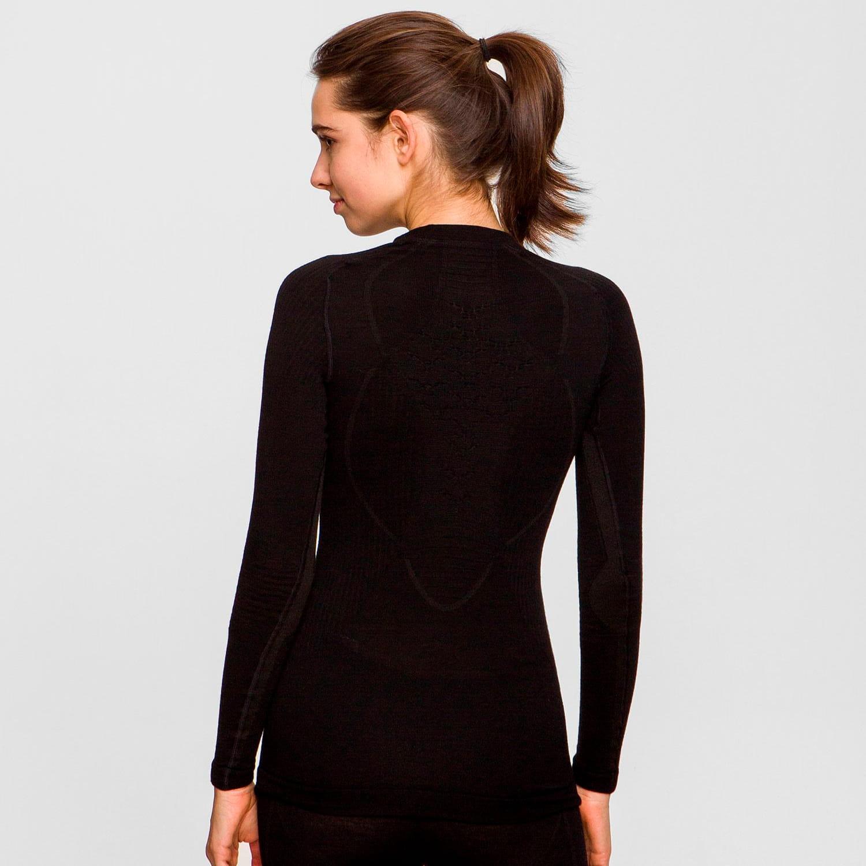 Фото 4 -  Женский комплект X-BIONIC® Apani® Merino, Цвет: Black/Black