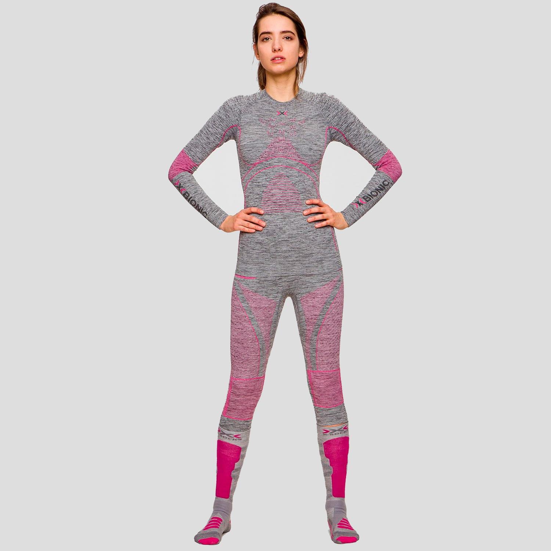 Фото 5 - Женские термокальсоны X-Bionic® Energy Accumulator® 4.0 Melange Medium