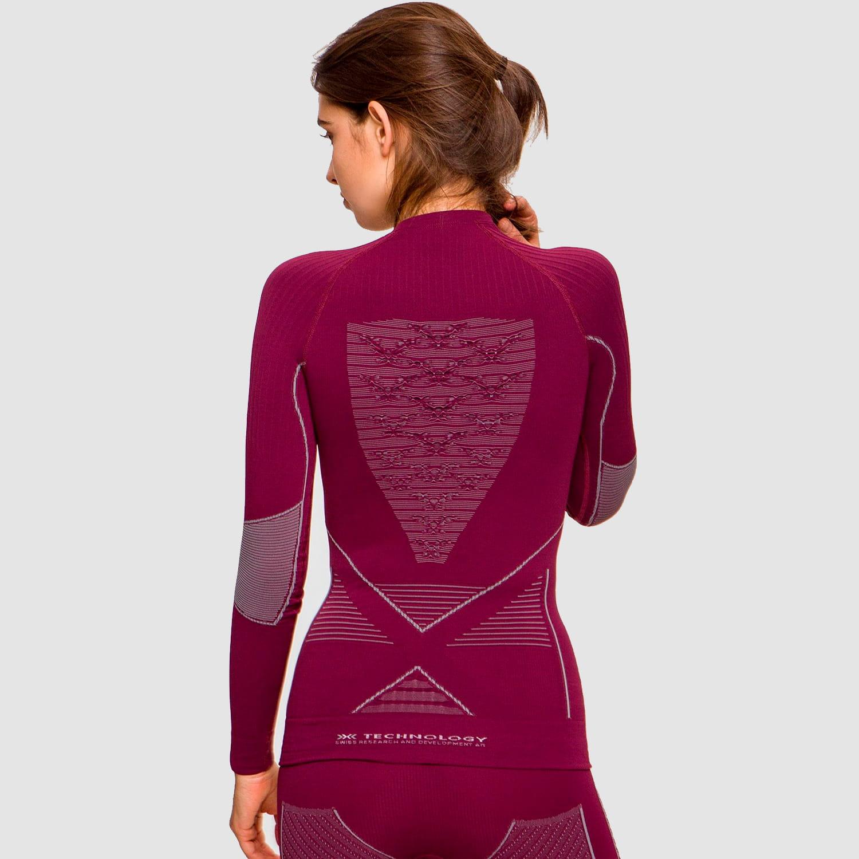 Фото 4 - Женская терморубашка X-Bionic® Energy Accumulator® 4.0