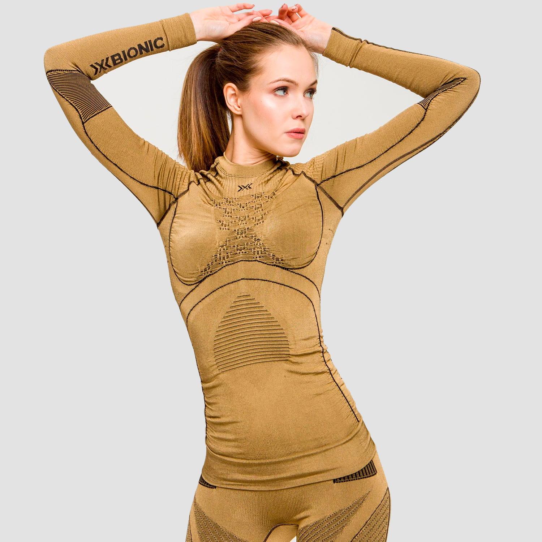 Фото 3 - Женская терморубашка X-Bionic® Radiactor™ 4.0