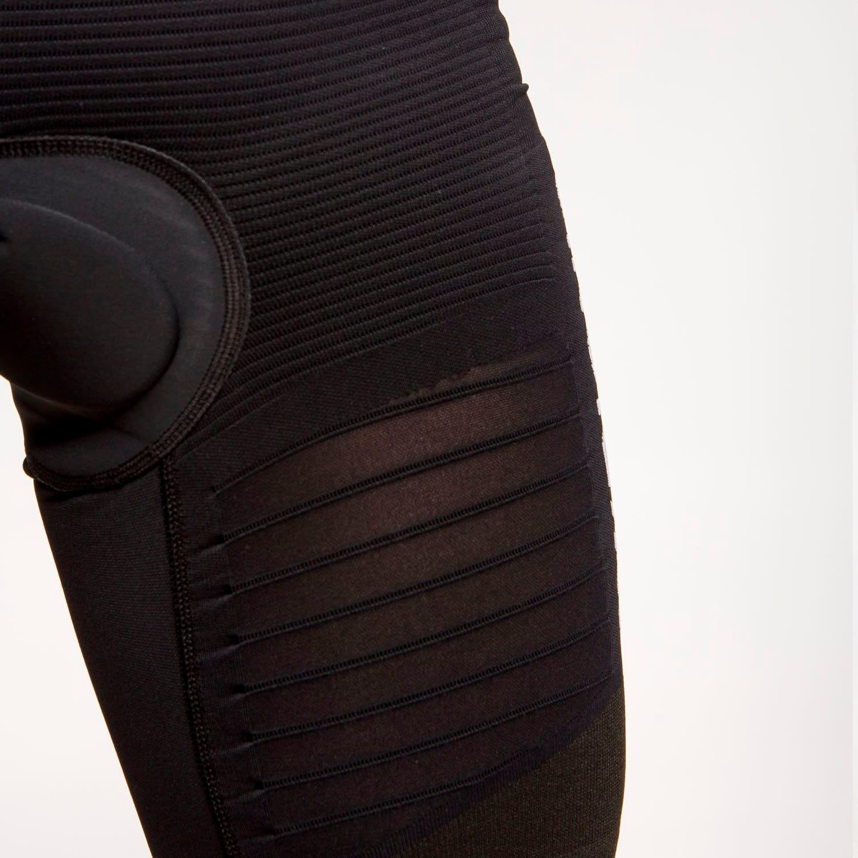 Фото 5 - Мужские велошорты X-Bionic® Effektor 4.0 Cycling, Цвет: Opal Black/Artic White