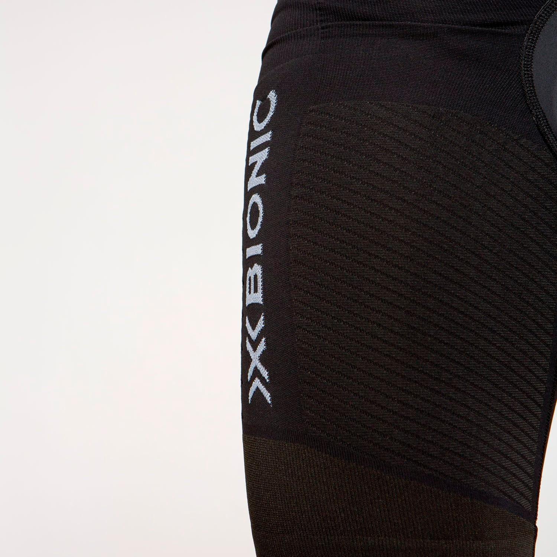 Фото 6 - Мужские велошорты X-Bionic® Effektor 4.0 Cycling, Цвет: Opal Black/Artic White