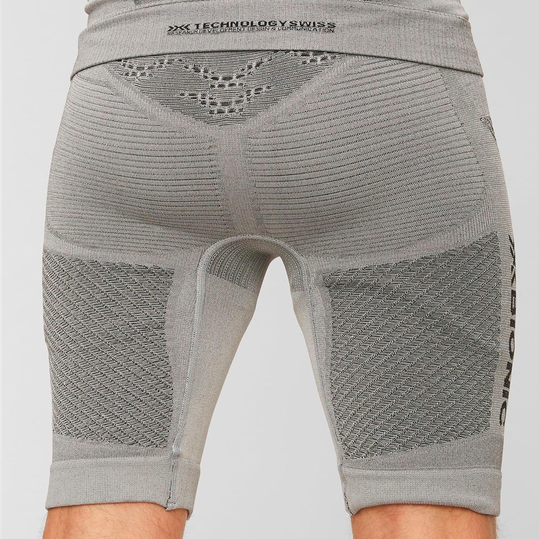 Фото 4 - Мужские шорты X-BIONIC® Fennec 4.0, Цвет: G051 – Anthracite/Silver