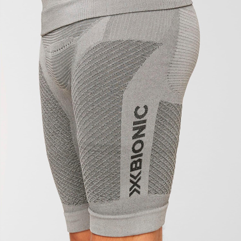 Фото 5 - Мужские шорты X-BIONIC® Fennec 4.0, Цвет: G051 – Anthracite/Silver