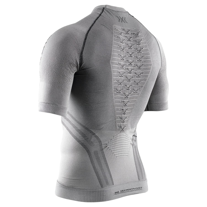 Фото 2 - Мужская футболка X-BIONIC® Fennec 4.0, Цвет: G051 – Anthracite/Silver