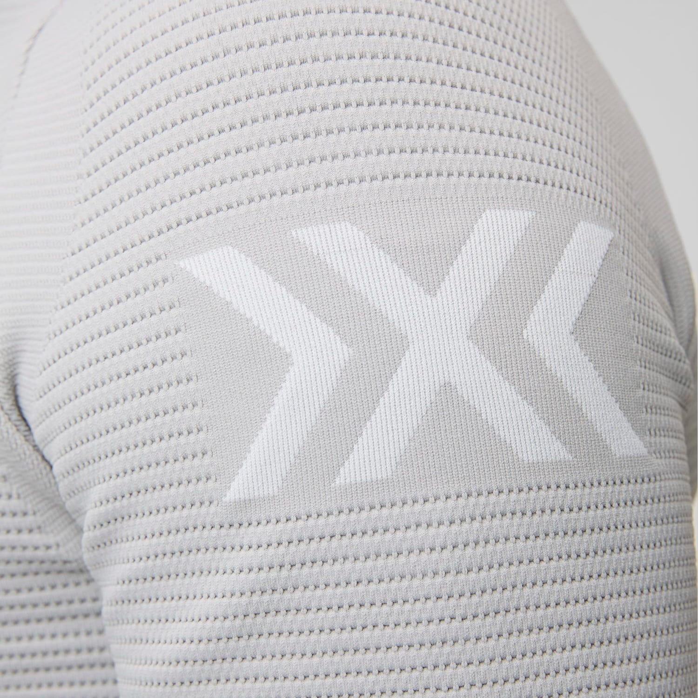 Фото 5 - Мужской флис X-Bionic® Instructor, Цвет: G011 – Dolomite Grey/Arctic White