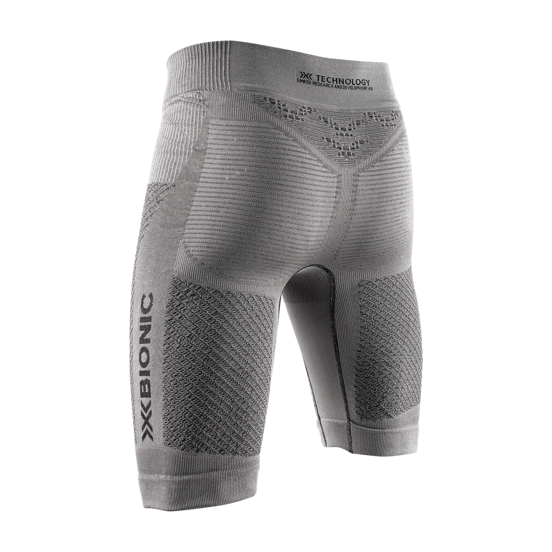 Фото 2 - Мужские шорты X-BIONIC® Fennec 4.0, Цвет: G051 – Anthracite/Silver