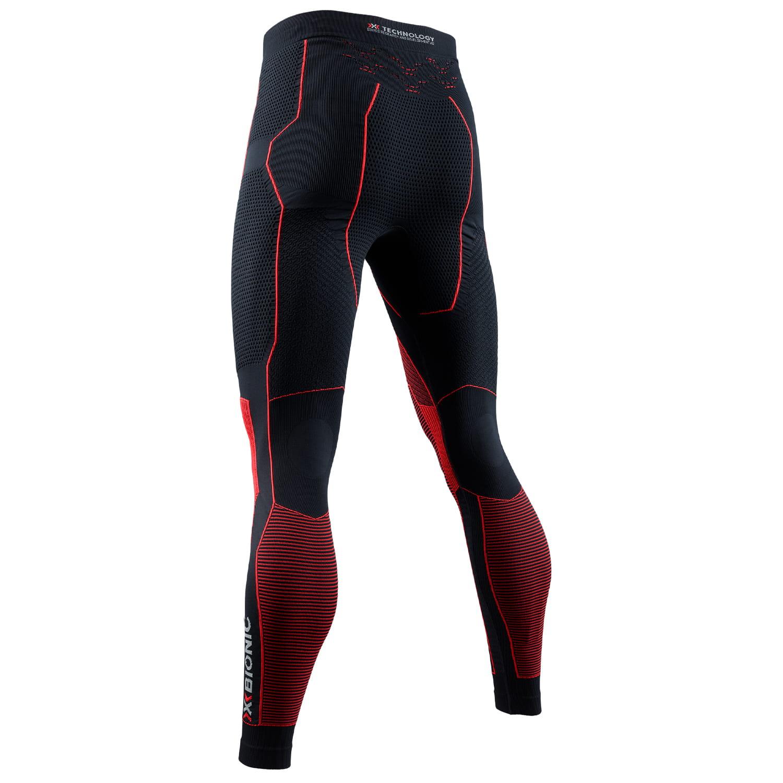 Фото 2 - Мужские термокальсоны X-Bionic® Moto Energizer ® 4.0, Цвет: Opal Black/Signal Red
