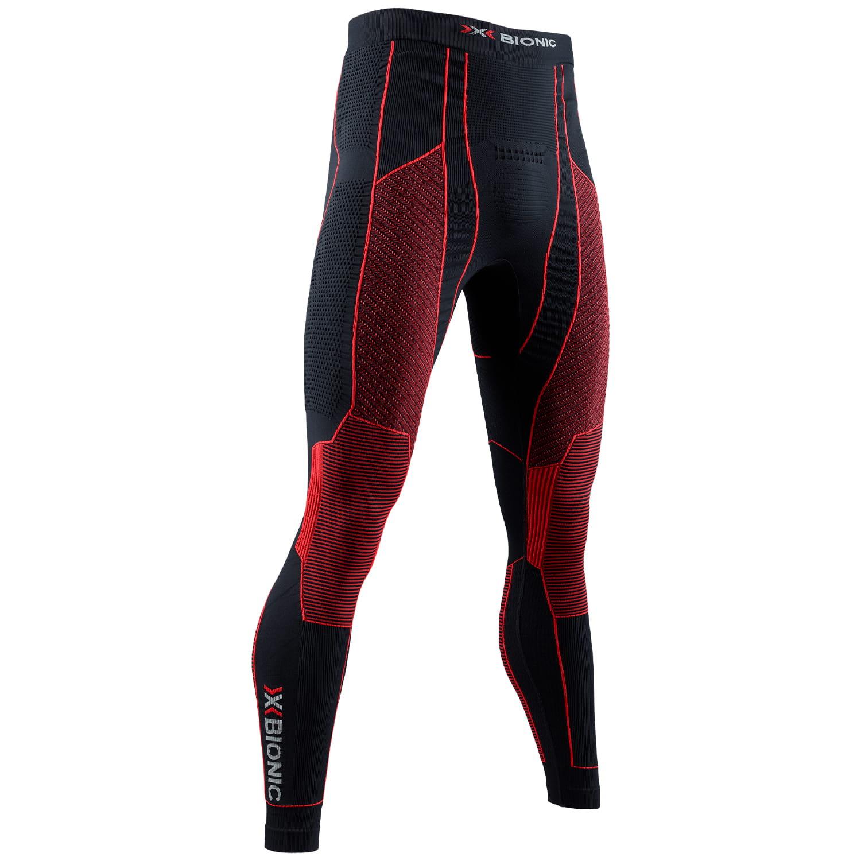 Фото 1 - Мужские термокальсоны X-Bionic® Moto Energizer ® 4.0, Цвет: Opal Black/Signal Red